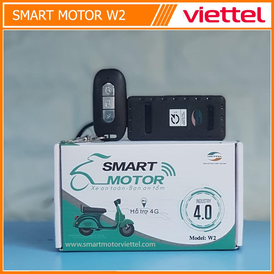 smart motor viettel w2 remote
